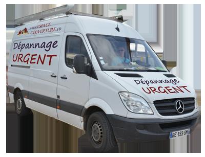 Espace couverture dépannage à Précy-sous-Thil, Semur en Auxois, Saulieu, Pouilly, Venarey-les-Laumes, Flavigny, Montbard, Avallon